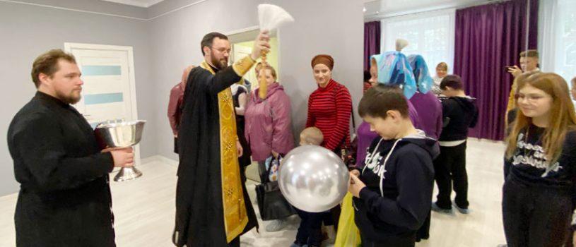 В воскресной школе кафедрального собора начались занятия
