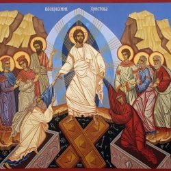 Информация о пасхальных богослужениях в Никольском кафедральном соборе
